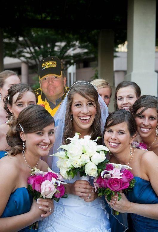 Папа побывал на свадьбе (16 фото)