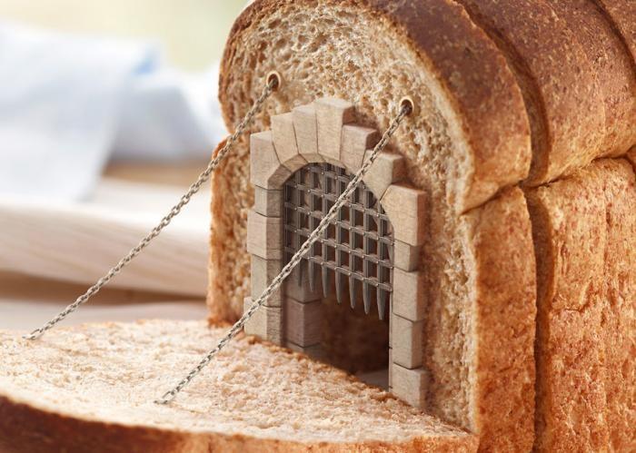 Социальная реклама на тему еды (10 фото)