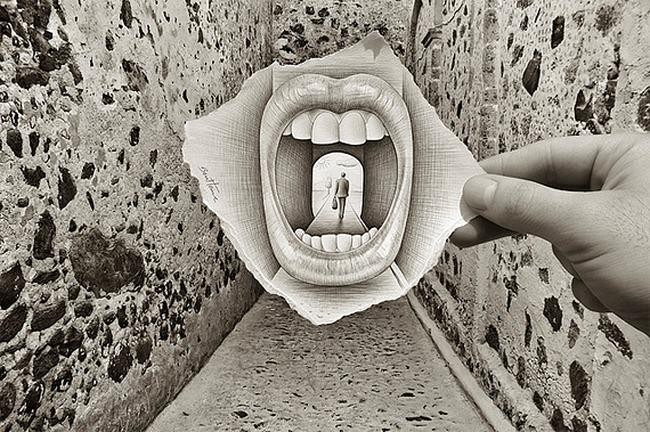 Интересные работы Бен Гейне (15 фото)