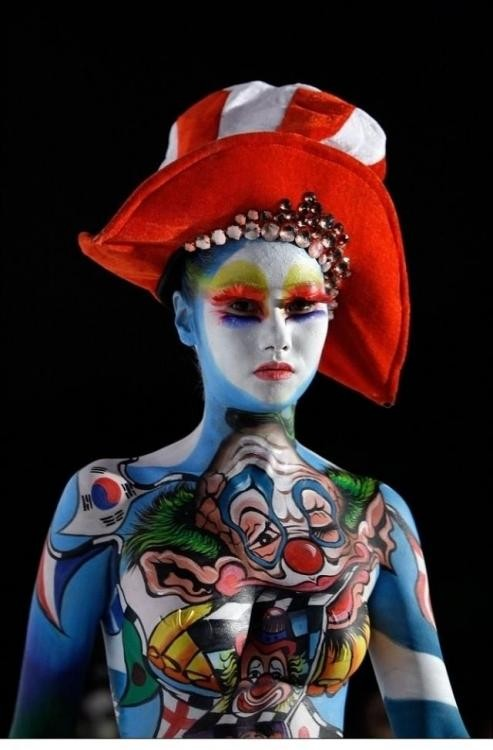 Фестиваль бодипейнтинга «Daegu International Bodypainting Festival» (20 фото)