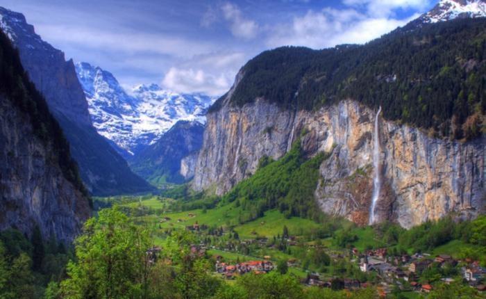 Красивейшие долины мира, от вида которых захватывает дух (10 фото)