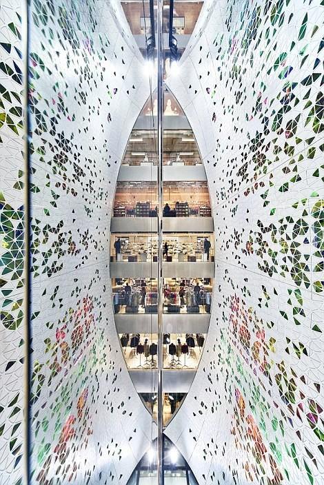 Лучшая архитектура нашего времени (10 фото)
