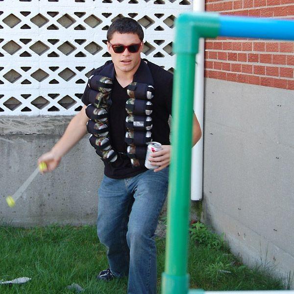 Дюжина банок пива, которые всегда с тобой (4 фото)