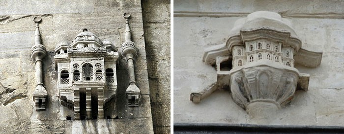 Роскошные дворцы для птиц в Турции (8 фото)