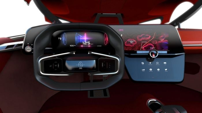 Электромобили и машины будущего (39 фото)