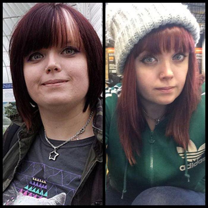 Люди, которые смогли измениться (21 фото)