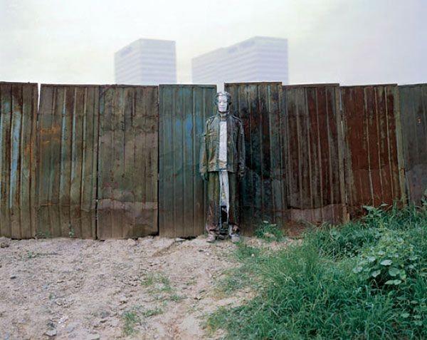 Человек-невидимка (26 фото)