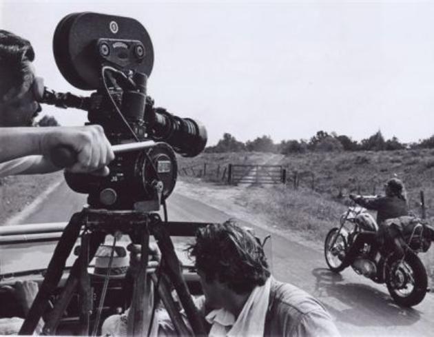 За кулисами известных фильмов (109 фото)