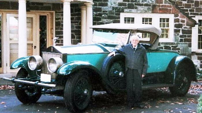 Каково это: ездить 78 лет на одной и той же машине (6 фото)