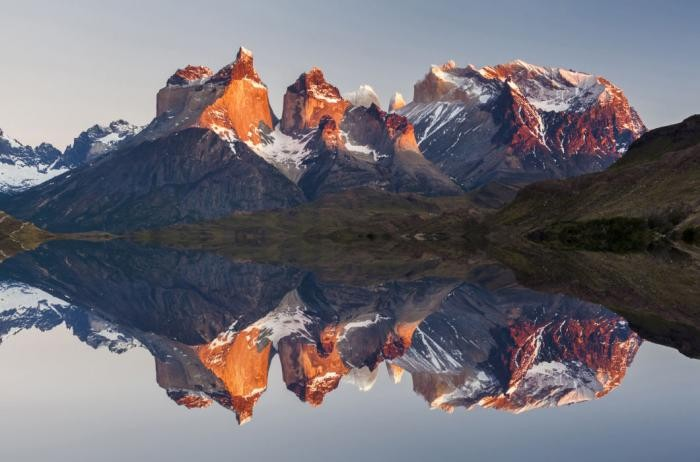 Вдохновляющая природа в парках Южной Америки (18 фото)