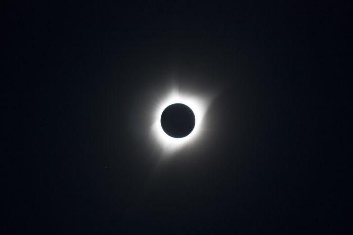 «Великое солнечное затмение» в США (8 фото)
