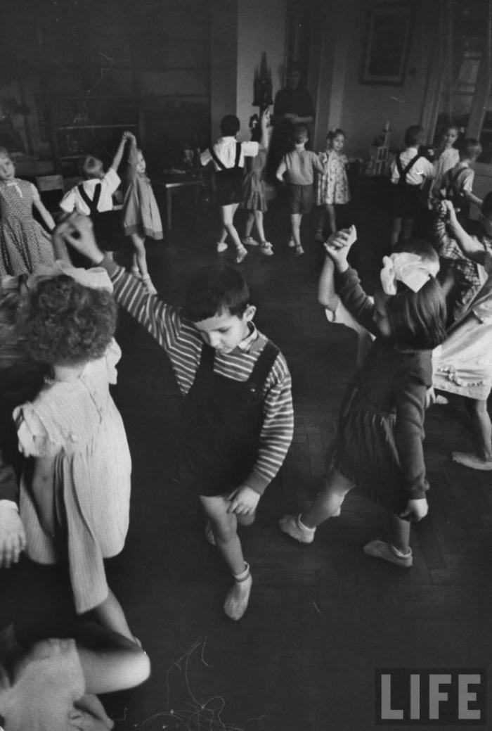 Жизнь советского детского сада 1960 года(16 фото)