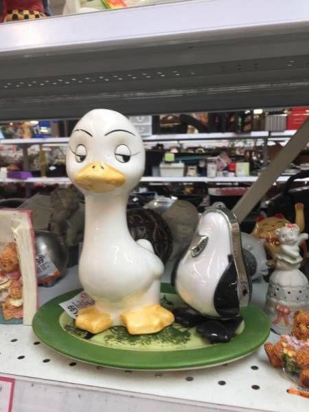 Находки в комиссионном магазине (26 фото)
