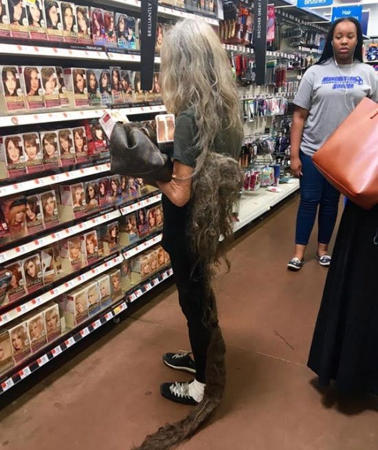 Смешные люди из супермаркетов (39 фото)