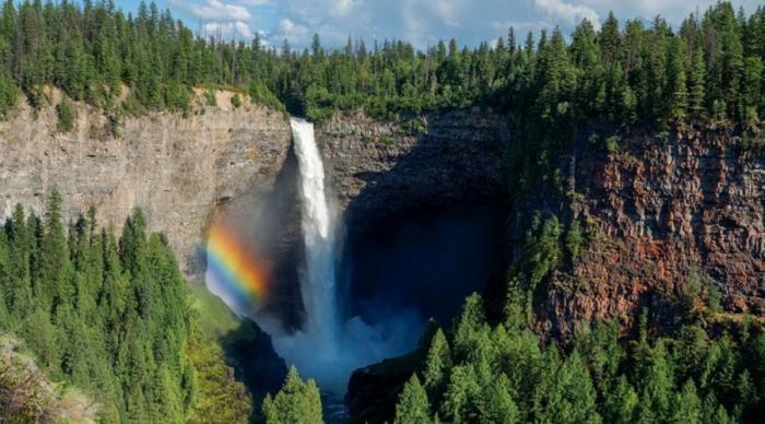 Любопытные чудеса природы (10 фото)