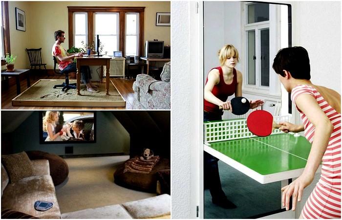 Креативные идеи для дома мечты (10 фото)