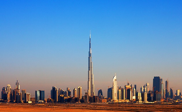 Самые популярные достопримечательности в ОАЭ