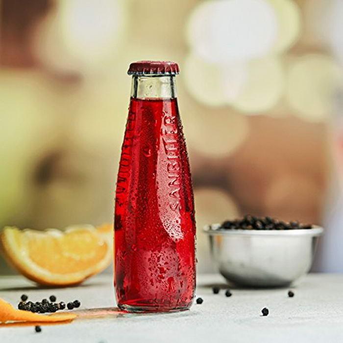 Самые необычные газированные напитки (11 фото)