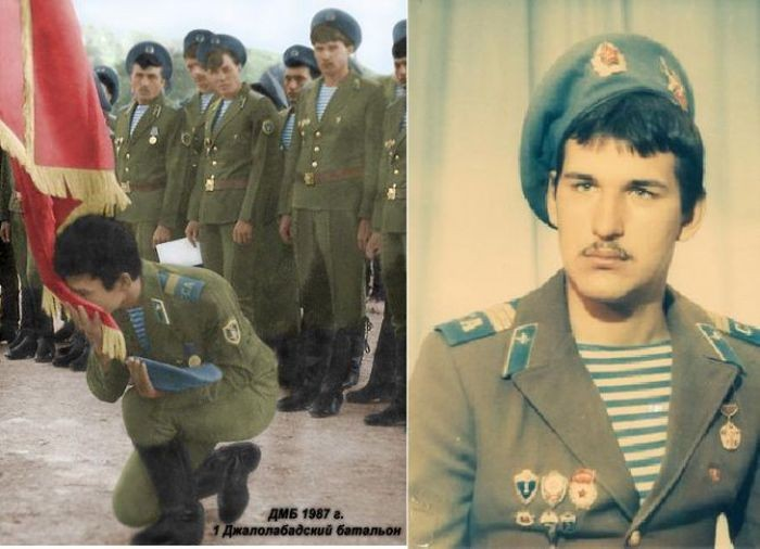 Советские десантники (48 фото)