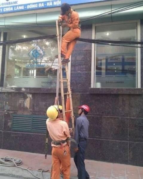 Безопасность превыше всего (32 фото)