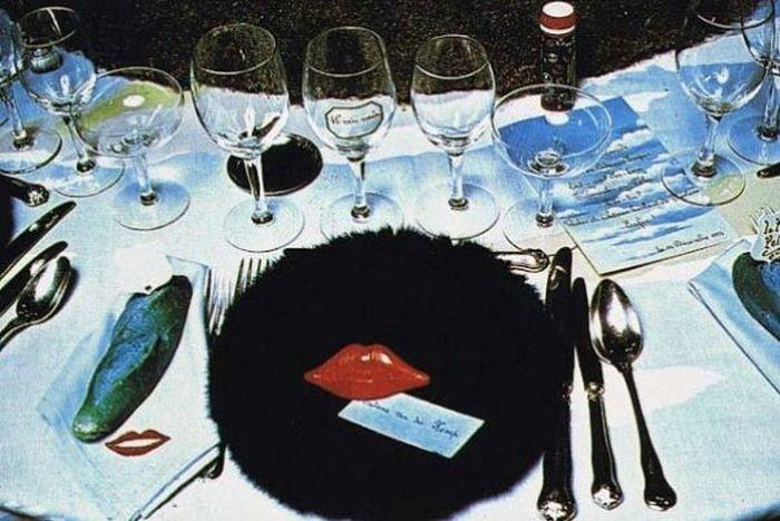 Фото с тайной масонской вечеринки 1972 года в поместье Ротшильдов (20 фото)