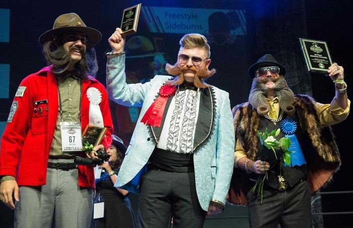 Бородатый чемпионат (19 фото)