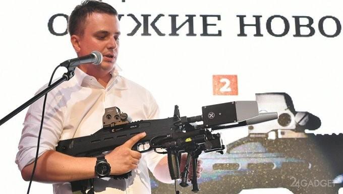 Убийца дронов и сотовой связи от концерна «Калашников» (3 фото + видео)