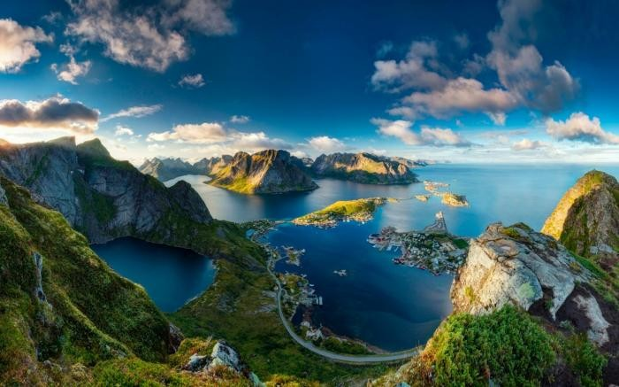 «Welcome to the Norway!». Маленькое путешествие в сказочную страну (7 фото)