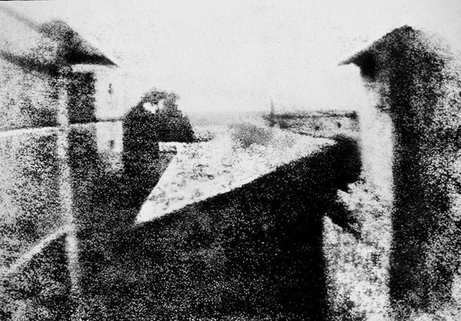 Первые фотографии в мире (10 фото)