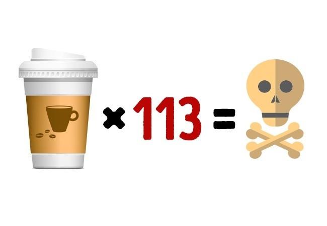 Какие продукты и в каком количестве могут привести к смерти (14 фото)