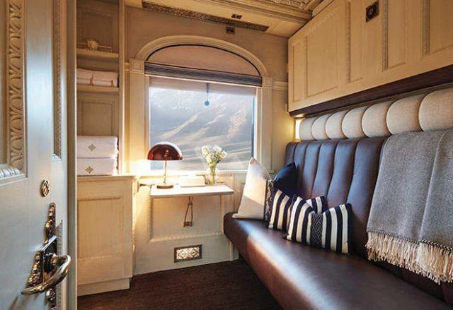 В Южной Америке запустили экскурсионный поезд-отель (11 фото)