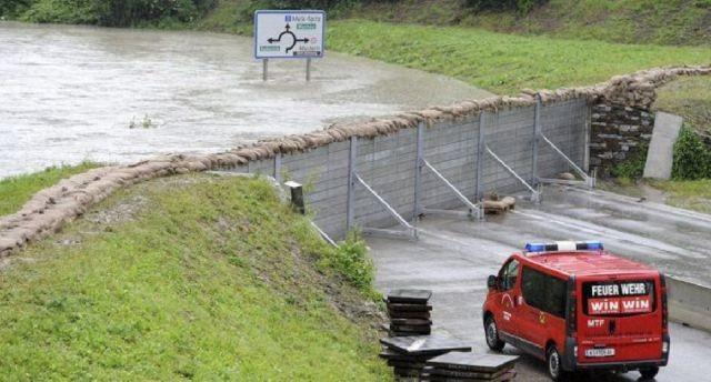 Предотвращение наводнений в развитых странах (5 фото)