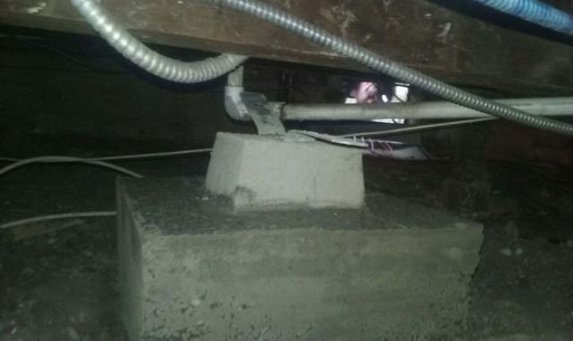 Худший кошмар строительного инспектора (30 фото)