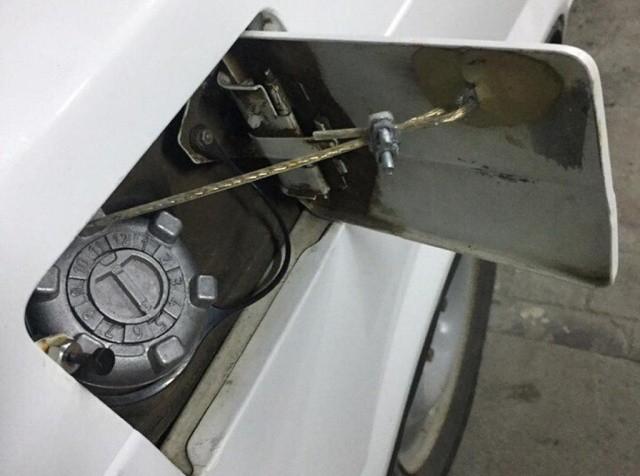 Защита автомобиля 100 уровня (7 фото)