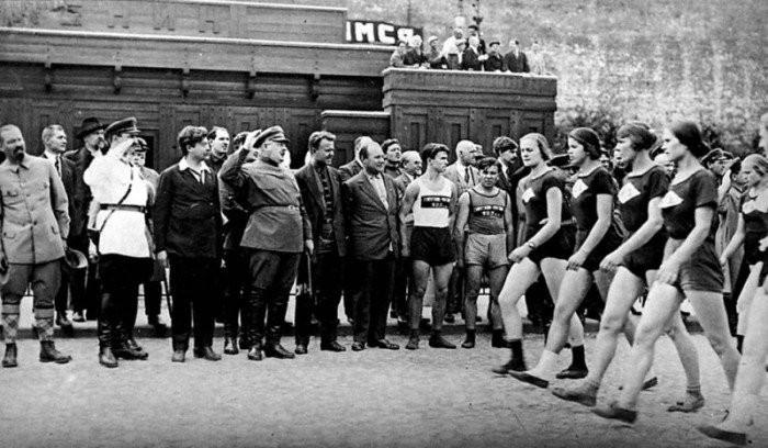 Какими были советские путаны (5 фото)