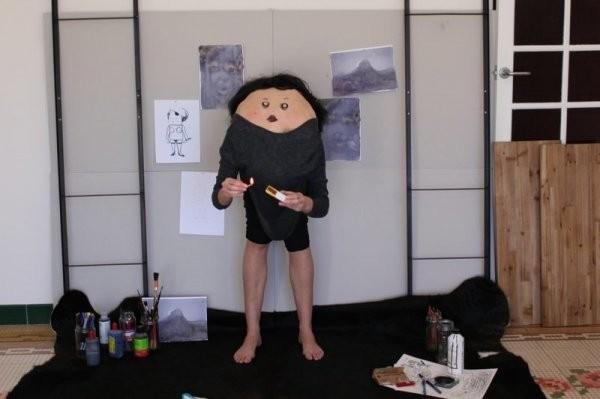 Спины в лицы (15 фото)