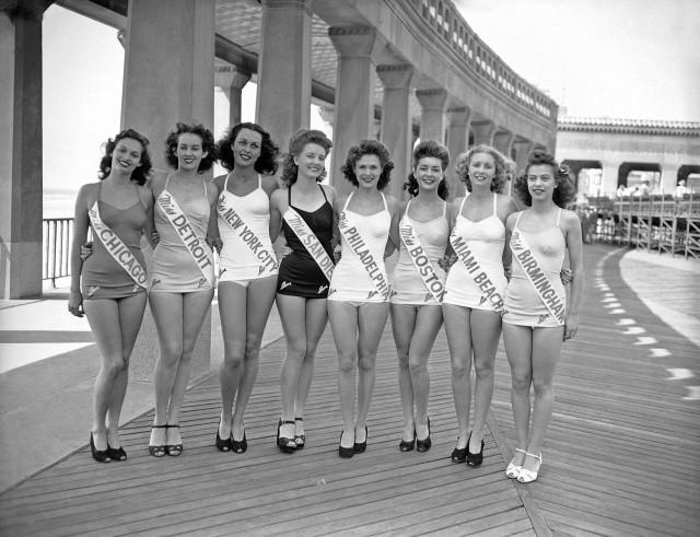 Архивные фотографии Америки (20 фото)