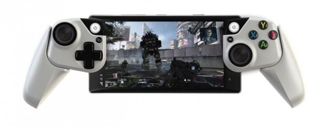 Microsoft задумал выпустить геймпад для мобильных устройств (4 фото)