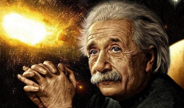 Пять неизвестных фактов об Эйнштейне (5 фото)