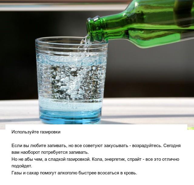 Простые способы напиться с минимальными затратами денег (5 фото)