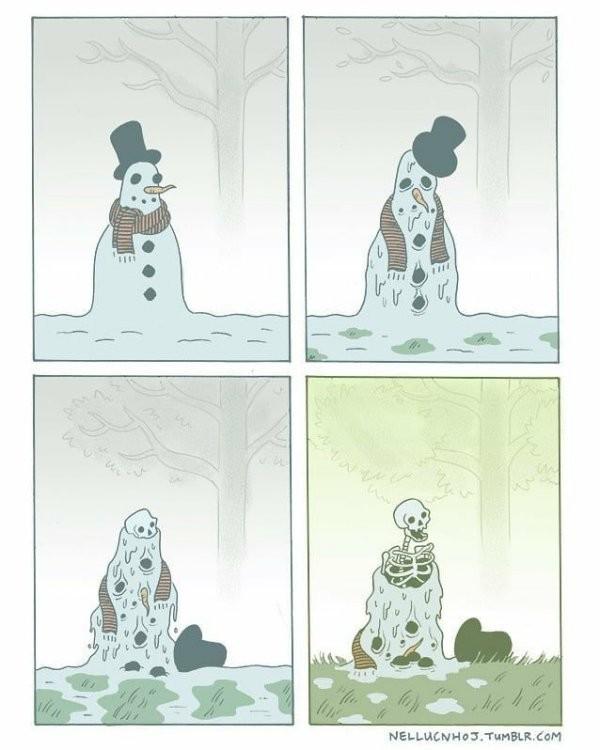 неадекватные комиксы (76 фото)