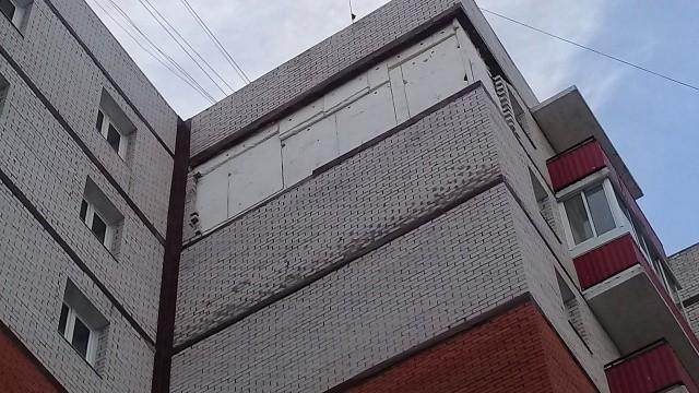 Кажется, у вас стена отвалилась (3 фото)