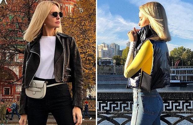 Как одеваются жёны российских олигархов (15 фото)