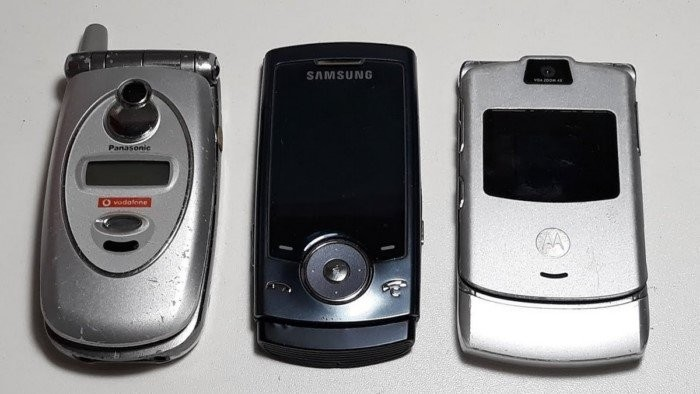 Эволюция «звонилок» из 90-х (7 фото)