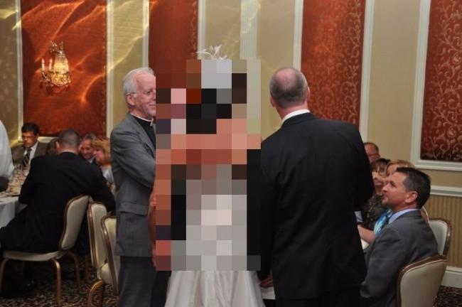 Свадьба немецкой бодибилдерши (7 фото)