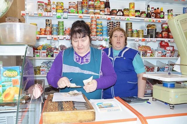Хитрый способ обмана покупателей в ларьках (2 фото)