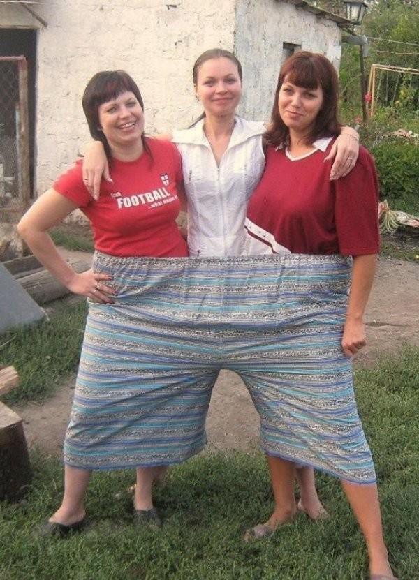 Девушки из-за Мкадья (23 фото)