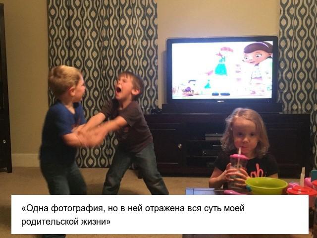 Почему за детишками нужен глаз да глаз? (20 фото)