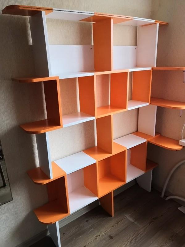 Когда старый шкаф получает шанс на новую жизнь (6 фото)