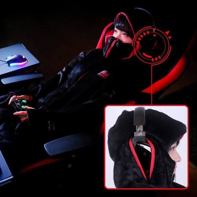 Креативный костюм для тех, кто постоянно мерзнет (10 фото)